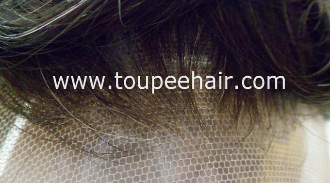 French lace invisible front hairline