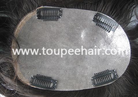 thick skin toupee