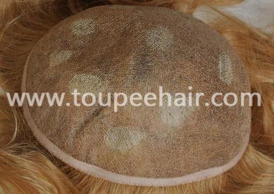 Micro ring useful women toupee