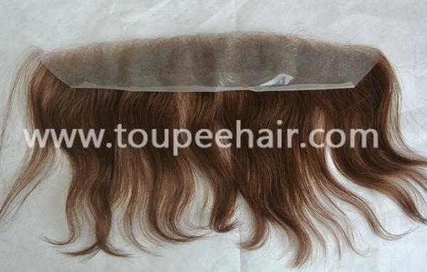 Super thin Clear poly hair piece
