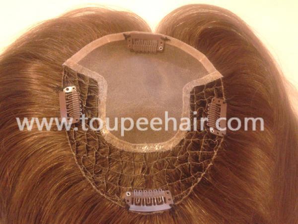 Fish net women hairpiece