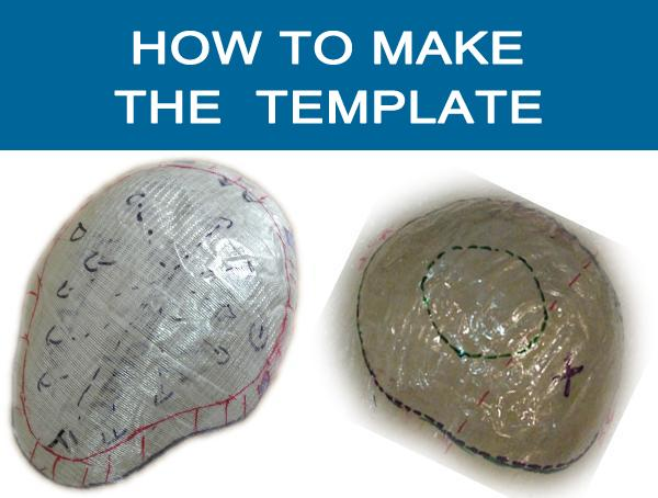 how to make the template