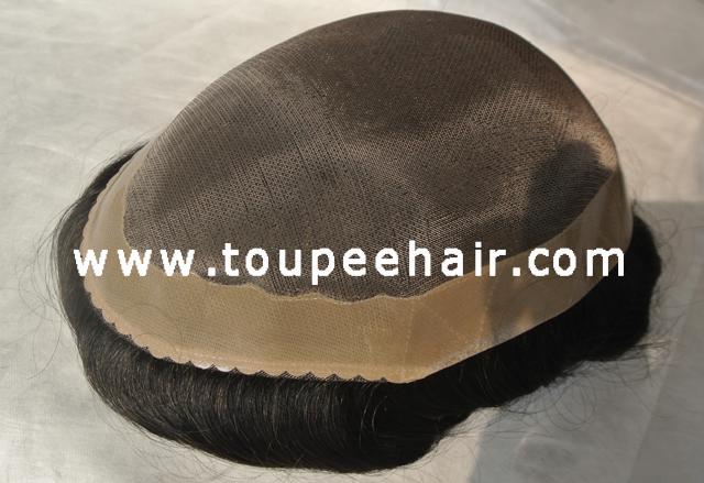 Stock mono durable toupee Ranges